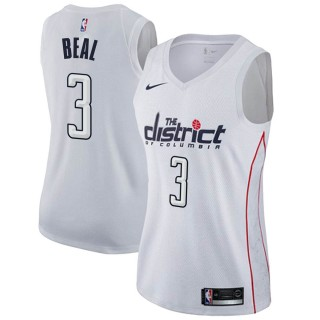 791888a29 ... where can i buy womens bradley beal washington wizards nike swingman white  jersey city edition 981d2